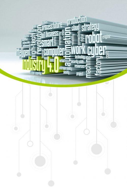 industry 4.0 word cloud