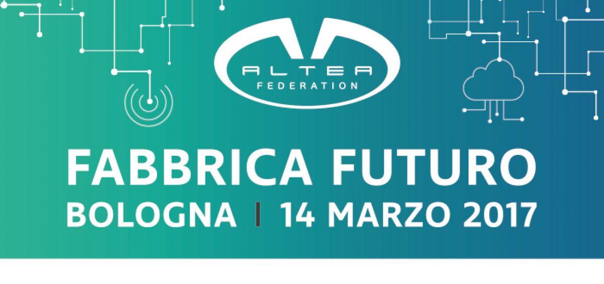 Altea Federation Fabbrica futuro Bologna